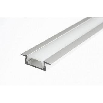 Алюминиевый профиль AP251 (встраиваемый)