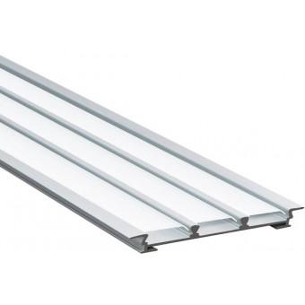 Алюминиевый профиль AP254 56,6х9мм (встраиваемый)