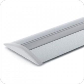 Алюминиевый профиль AP270 59,8х8мм (накладной) 2м.п.