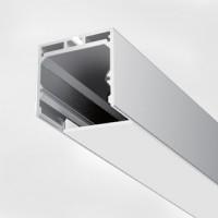 Алюминиевый профиль AP290 35х35мм (подвесной)