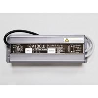 Блок питания 100W 12V 8.3A  IP67