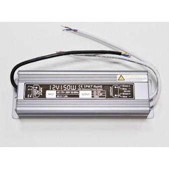 Блок питания 150W  12V  12.5A   IP67