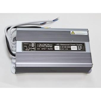 Блок питания 250W 12V 20.8A  IP67 LEDSPOWER