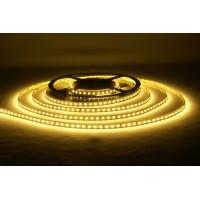 Светодиодная лента SMD 2835/120 9.6w  IP33 12V  (теплого свечения)