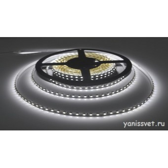 Светодиодная лента SMD 2835/120  IP20  12V  12w (нейтрального белого свечения)