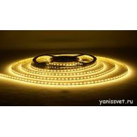 Светодиодная лента SMD 3528/120  IP20  12V  9.6w (теплого свечения)
