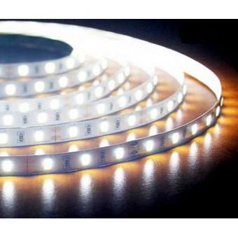 Светодиодная лента SMD 5730/60 12w IP20 12V 6000К (холодного белого свечения) LEDSPOWER