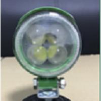 Фонарь LED  рабочего света (дальний) 12W 12-30V IP67 (холодного белого свечения)