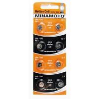 Батарейка LR41/392 AG3 Minamoto alkaline