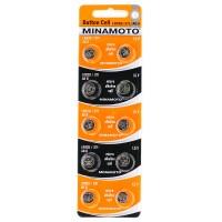 Батарейка LR920/371 AG6 Minamoto alkaline