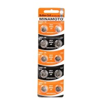 Батарейка LR1120/381 AG8 Minamoto alkaline