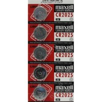 Батарейка СR2025 Maxell Lithium