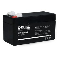 Аккумулятор Delta DT12012 12V