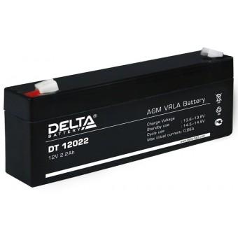 Аккумулятор Delta DT12022 12V