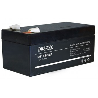 Аккумулятор Delta DT12032 12V  Delta