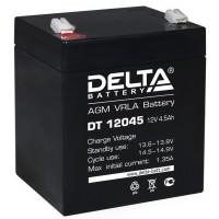 Аккумулятор Delta DT12045 12V