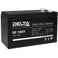 Аккумулятор Delta DT1207 12V