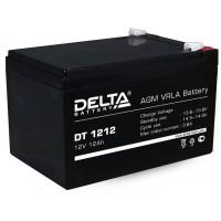 Аккумулятор Delta DT1212 12V