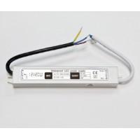 Блок питания 20W 12V  1.6A    IP67