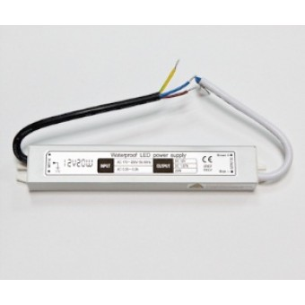 Блок питания 20W 12V  1.6A    IP67 LEDSPOWER