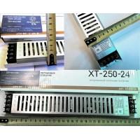 Блок питания  250W  24V  10.4A  IP20 ультра тонкий