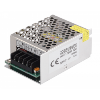 Блок питания 25W 12V  2.1A  IP20 LEDSPOWER