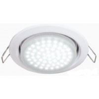 Комплект LED лампа+светильник GX53, 6W