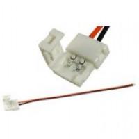 LED клипса 3528 с проводом односторонняя