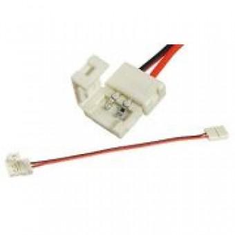 LED клипса 3528 с проводом двухсторонняя