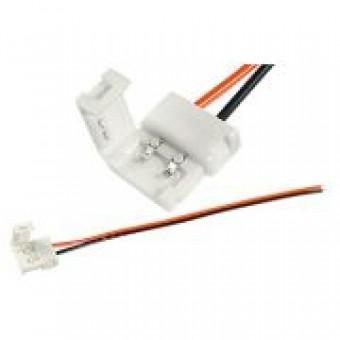 LED клипса 5050 с проводом односторонняя