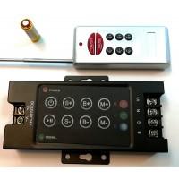 Контроллер сенсорный RGB  288/576W 12/24V