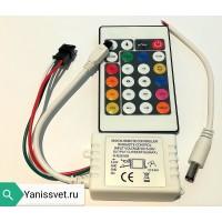 Контроллер Мagic RGB IR 72W 12V 6A инфракрасный