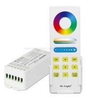 Контроллер RGB и RGB+W FUT044  15А 12/24V 288W/576W