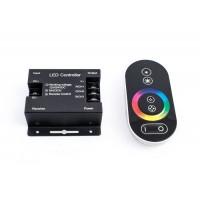 Контроллер сенсорный RGB TH05 18А 216/432W 12/24V LEDSPOWER
