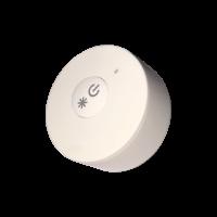 Мини радио пульт DESK-MINI-W (белый) с возможностью диммирования на 1 зону