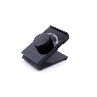 Радио пульт DESK-RGB на 1 зону  с валкодером для RGB ленты