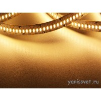 Светодиодная лента SMD 3014/240 24w 12V IP20 (теплого белого свечения)
