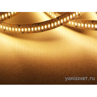 Светодиодная лента SMD 3014/240 24w 12V IP20 (теплого белого свечения) LEDSPOWER