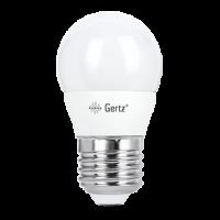 Лампа светодиодная 7.5W E27 шар 3300К (теплого белого свечения)