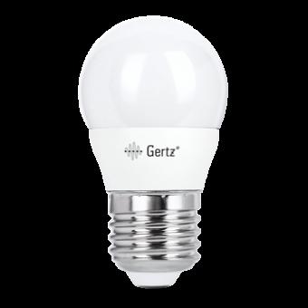 Лампа светодиодная 7.5W E27 шар 4200К (нейтрального белого свечения)