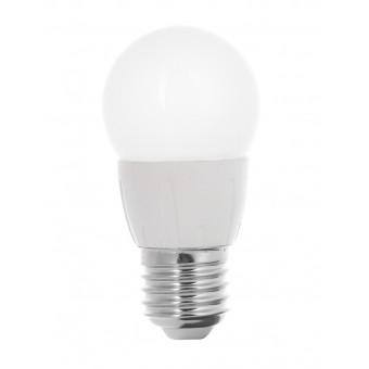 Лампа светодиодная  6W  E27 шар 3300 (теплого белого свечения)