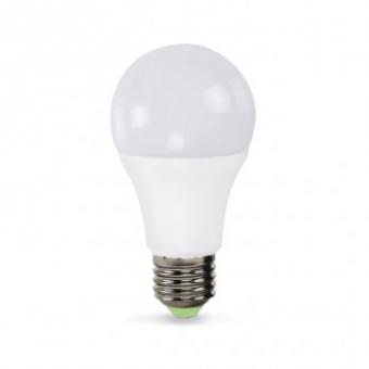 Лампа светодиодная  7W  E27 шар 6500K (холодного белого свечения)