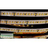 Светодиодная лента LUX LP SMD2835/128  12W  24V  IP20  (теплый белый ) LEDSPOWER