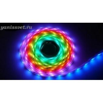 Светодиодная лента ECO 5050/60 RGB  IP20  12V  14.4w