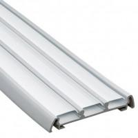 Алюминиевый профиль AP269 59,2х9мм (накладной) 2м.п.