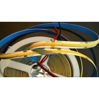 Светодиодная лента 24 В COB 384/м 10W IP65 нейтрального свечения