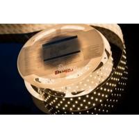 Светодиодная лента LUX  DSG2 2835/280  26w  24V  ip33  (теплый белый )