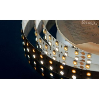 Светодиодная лента LUX  DSG5 5050/120  28.8w  24V  ip33  (холодный белый + теплый белый)