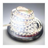 Светодиодная лента узкая SMD2835/60 12w  IP20 12V 5мм (холодного белого свечения)