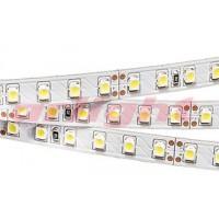 Светодиодная лента LUX PRO SMD3528/120  9.6w  24V  ip33 (холодного белого свечения)